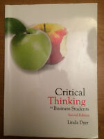 Critical Thinking for Business Students - 2nd Edition - Comm 210