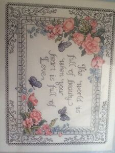 Counted cross stitch patterns need to go Sarnia Sarnia Area image 4