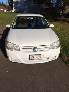 2009 VW City Golf