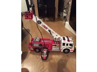 Fire engine remote control
