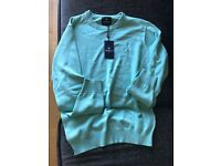 Brand New Men's Morley Designer Jumper