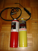 BENZOMATIC Cutting, Welding and Brazing Torch OX2550KC