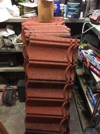 Decra roof tiles / Brand new