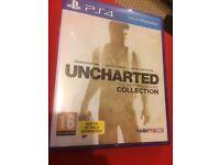 Uncharted 1,2,3