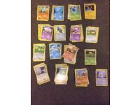 Selling 150+ Pokemon cards