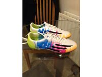 Adidas F30 Messi Football Boots Size 6. (As New) REDUCED**£25**