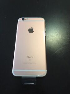 brand new iPhone 6s with one year warranty haven't active