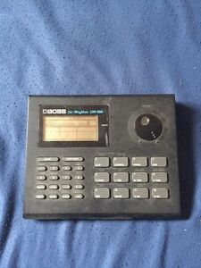 Vintage Boss drum machine DR-550 Belleville Belleville Area image 1