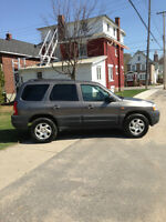 2004 Mazda Tribute SUV, Crossover- EAGER TO SELL