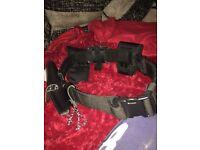 Prison officer/police utility belt