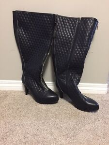 Wide calf- size 11 boots