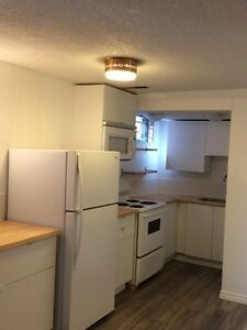 Renovated 2 Bed Basement Suite - Utilities Included!