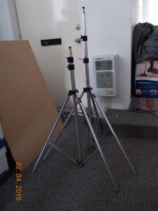 [Studio Photo/video] - Lot de 2 stands Manfrotto