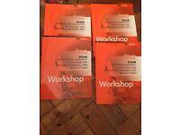 Microsoft Workshop Web Application Technologies Resource Study Booksets