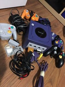 Gamecube with 29 games