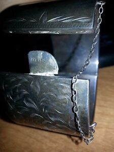 FORSTNER STERLING SILVER 1 1/2in  WIDE Peterborough Peterborough Area image 3