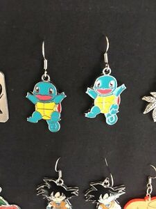 Anime - Pokemon - Nintendo earrings, keychains or necklaces London Ontario image 8