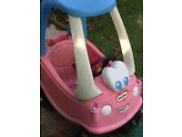 Little Tikes Cosy Coupe - Rosy