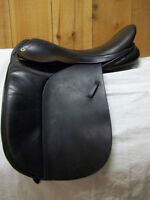 Used Barnsby Dressage Saddle