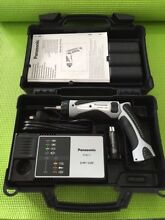 Panasonic 3.6V Cordless Lithium-Ion Drill & Driver EY7410 Brunswick East Moreland Area Preview