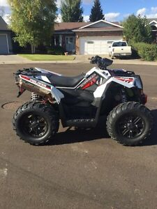 Only 175 Km! | 2014 Polaris Scrambler XP 1000