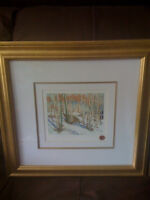 BEAUTIFUL, ORIGINAL TOM THOMSON PRINTS