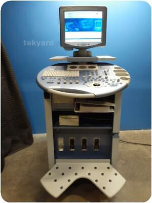 Best USED GE VOLUSON 730 PRO ULTRASOUND MACHINE WITH 2 PROBE % (251981)