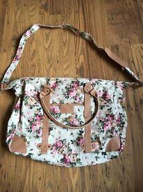 Weekend bag....