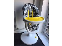 Cosatto 3sixtie high chair
