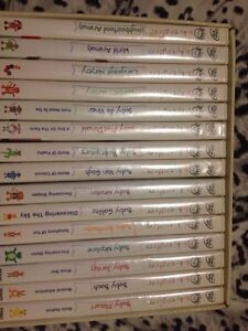 Baby Einstein 15 DVDs collection for sale London Ontario image 2