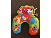 Playgro lay and play pillow