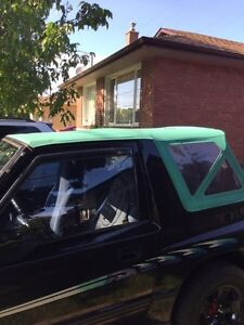 Geo tracker/sidekick/sun runner Soft Top