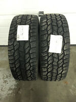 275/55R20 COOPER Tires (PAIR) $240 for two