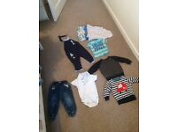 Boys bundle of clothes 12 - 18 Months