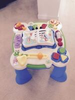 Baby Leap Frog Play Table