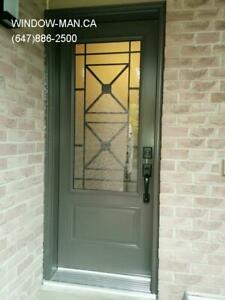 Designer Entry Modern Front Exterior Door  Good Job
