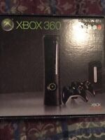 Xbox360, 16 games, 4 controllers and more