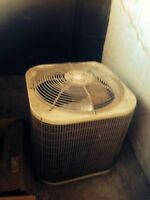 2 ton Payne air conditioner like new