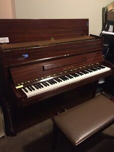 Karl Mulller Upright Piano