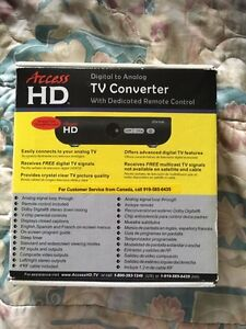 HD digital to analog converter
