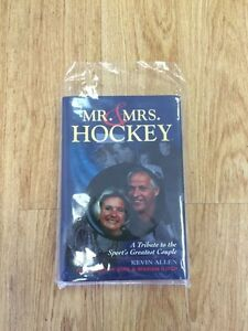 Mr. & Mrs. Hockey Autographed Book Kingston Kingston Area image 1