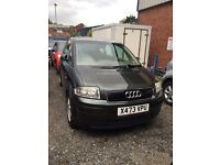 AUDI A2 1.4L 5 DR QUICK SALE