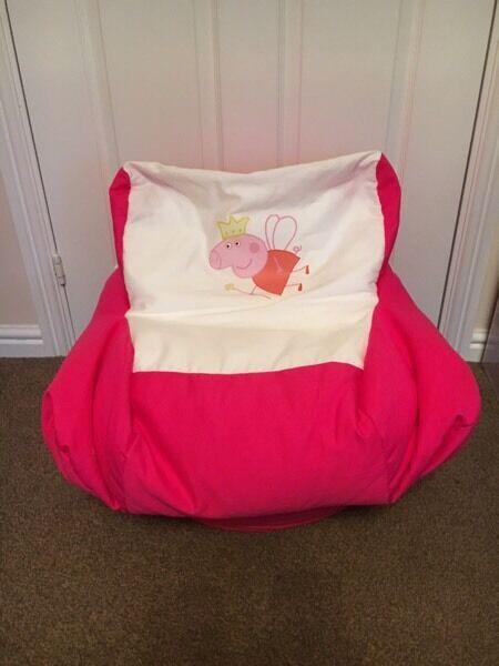 Peppa Pig Bean Bag Chair