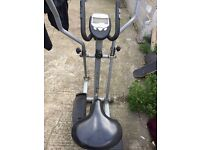 2 In 1 York Fitness XC530 Cross Trainer And Bike