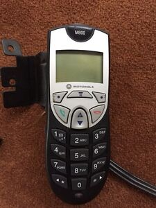 Motorola M800 Fixed Car  Phone