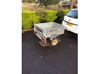 Erde 102 trailer 4ft by 3ft only used 5 times like new