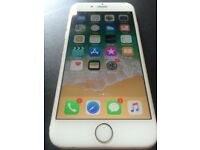 Iphone 6 unlocked in gold