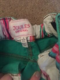 Girls joules skirt
