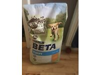 Beta puppy food