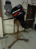 Mercury 50 Four Stroke EFI Marine Motor Online Excell Auctions